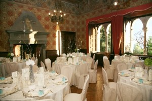 reception room overlooking lake trasimeno castle borgia