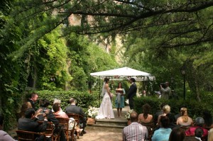 symbolic ceremony italy wedding borgia castle